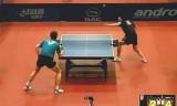 【卓球】 町飛鳥VSフランチスカ ポーランドオープン2012