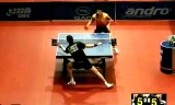 【卓球】 上田仁VSフレイタス ポーランドオープン2012