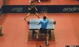 【卓球】 村松雄斗VS詹健(2回戦) ポーランドオープン2012