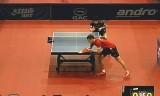 【卓球】 吉田雅己VSグロット(U21)ポーランドオープン2012