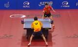 【卓球】 王皓VSアラミヤン(準々)ポーランドオープン2012