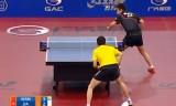 【卓球】 王皓VS江天一(準決勝) ポーランドオープン2012
