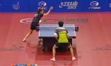 【卓球】 周雨VSワンヤン(準々) ポーランドオープン2012