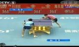 【卓球】 馬龍 VS 方博 中国超級リーグ2012