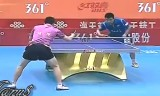 【卓球】 馬龍 VS 王皓 中国超級リーグ2012