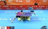 【卓球】 王励勤 VS 雷振華 中国超級リーグ2012
