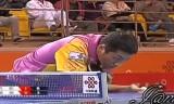 【卓球】 許昕 VS ハオ帥 中国超級リーグ2012