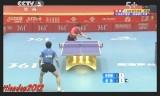 【卓球】 朱世赫VSハオ帥 中国超級リーグ2012