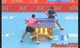 【卓球】 馬龍 VS 馬琳 中国超級リーグ2012