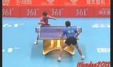 【卓球】 陳杞 VS 閻安 中国超級リーグ2012