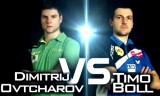 ボルVSオフチャロフ(準々) 男子ワールドカップ2014