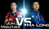 水谷隼VS馬龍(準決勝)男子ワールドカップ2014