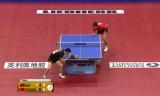 馬龍VS張継科(決勝戦)男子ワールドカップ2014