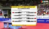 馬龍VSアポローニャ(長時間)男子ワールドカップ2014