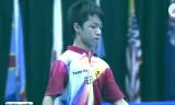 木造勇人VS黄民夏(個人決勝) WCC2014