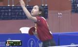 伊藤美誠VSディアコヌ(団体決勝)WCC2014