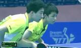 木造勇人/黄民夏(ダブルス決勝)WCC2014