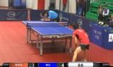 丹羽孝希VS呉智康(2回戦)ロシアオープン2014