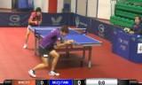 水谷隼VS町飛鳥(2回戦) ロシアオープン2014