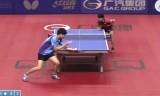 三部航平VS鄭栄植(1回戦)ロシアオープン2014