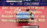 丹羽孝希VSドリンコール(決勝)ロシアオープン2014