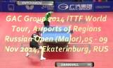オフチャロフVSドリンコール(準決勝)ロシアオープン2014