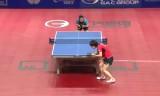 石川佳純VS福原愛(決勝)ロシアオープン2014