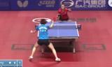 劉恩寵VSダリア(U21) ロシアオープン2014