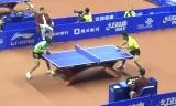 張継科VS趙子豪 全中国選手権2014