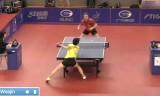張禹珍の試合(U21) スウェーデンオープン2014