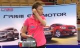 劉詩文VS武楊(準決勝)スウェーデンオープン2014