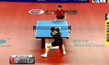 樊振東VS方博(長時間)スウェーデンオープン2014