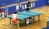 石川佳純VS石川梨良(後期)日本リーグ2014