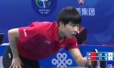 于子洋VS劉丁碩(準決勝)世界ジュニア2014