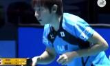 町飛鳥VS張禹珍(U21決勝戦)グランドファイナル2014