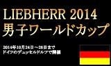 男子ワールドカップ2014 (10/24~26)