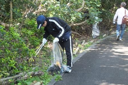 DSCF8516 - 猫島清掃