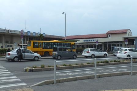 旧空港ビル全景
