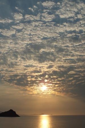 3月1日18時11分巻積雲