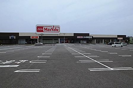 DSCF5444 - イオンタウン駐車場