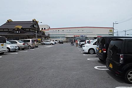 DSCF5447 - サンエー駐車場