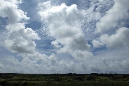 積乱雲7月29日