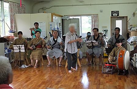 DSCF7559 - おばあも踊る