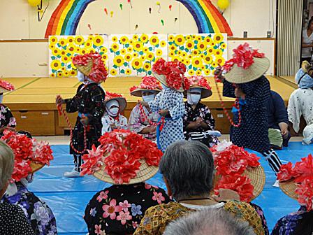 DSC00023 - 子孫の踊り