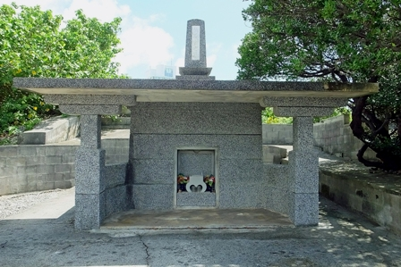 きれいな墓