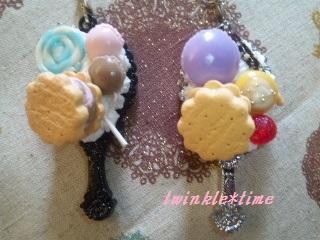 洋菓子のミニプリミラー 1-1