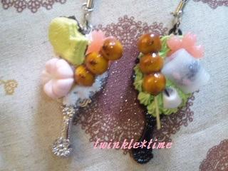 和菓子のミニプリミラー 1-1