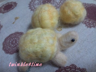 羊毛 かメロンパン 1-2