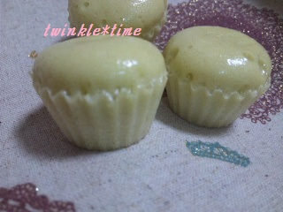 ウレタン カップケーキ 抹茶 1-2