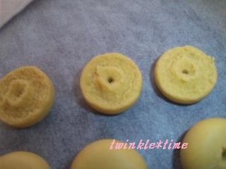 パン粘土 ドーナツ 1-3